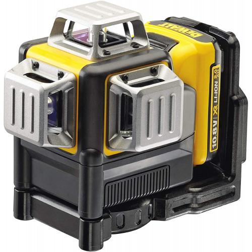 Kryžminių linijų lazeris DeWALT DCE089D1R
