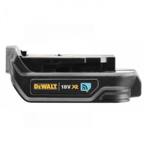 DCE040 DeWALT 18V XR Bluetooth baterijos jungtis