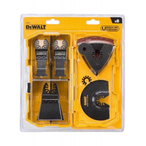 DT20731 DeWALT daugiafunkcinio įrankio priedų rinkinys
