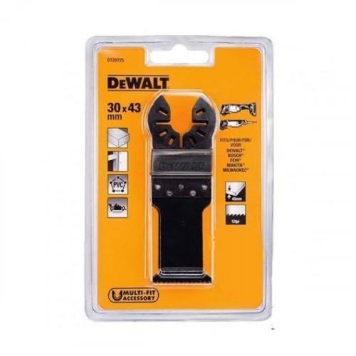 DT20725 DeWalt įpjaunamųjų pjūklelių priedų rinkinys