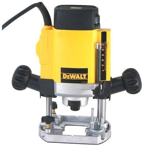 DW615 DeWALT Kintamo greičio frezuoklis 900 W 6- 8 mm