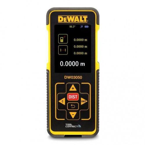 DW03050 DeWALT Lazerinis atstumų matuoklis – 50 metrų