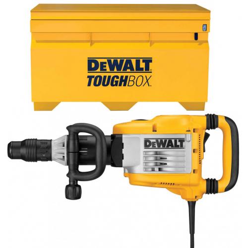 Įrankių rinkinys Dėžė DeWALT DWMT1-80584 + Atskėlimo plaktukas DeWALT D25901K