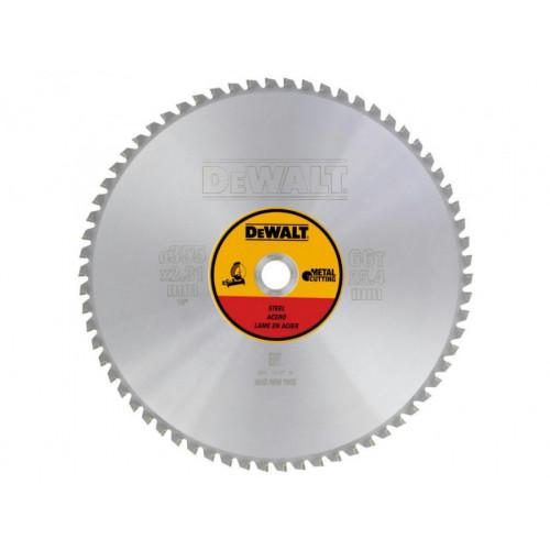 DT1926 DeWALT pjovimo diskas metalui 355 x 2,31 x 25,4 mm, Z66