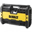 DWST1-75659 DeWALT TOUGHSYSTEM radijas + DWST1-81333 ToughSystem šaltdėžė
