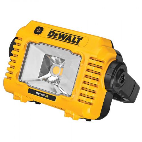 DCL077 DeWALT 12V/18V šviestuvas