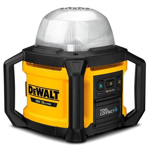 DCL074 DeWALT prožektorius