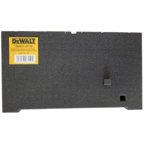 DWST83459-1 DeWALT TOUGHSYSTEM 2.0 dėžių putų įdeklas 75 mm