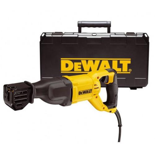 DWE305PK DeWALT 1100W elektrinis tiesinis pjūklas