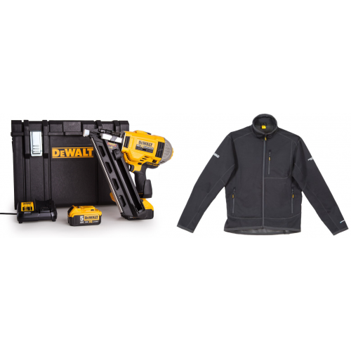 DCN692P2K DeWALT 18V viniakalė + džemperis DeWALT Barton Technical DWC104-001