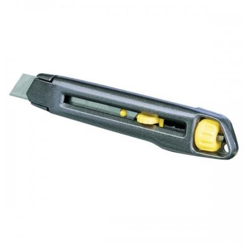 0-10-018 Stanley įtraukiamos geležtės peilis Interlock 0-10-018