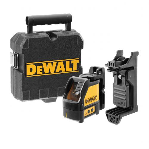 3xAA baterijos lazerinis nivelyras (DW088CG)  DeWALT  IrankisPlius.lt