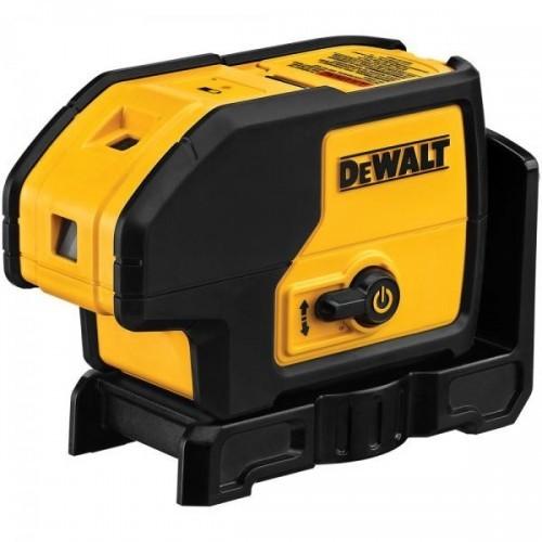 DW083K DeWALT 3 krypčių savaime susireguliuojantis lazeris