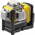 Lazeris ir detektorius (DCE089D1R + DE0892) | DeWALT | IrankisPlius.lt