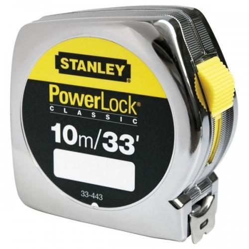 0-33-443 Stanley matavimo ruletė PowerLock, 10m