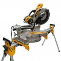 DWS780XPS DeWALT 305 mm slankus skersinis pjūklas + DE7023 stalas