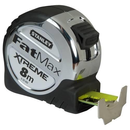0-33-892 Stanley matavimo ruletė FATMAX XTREME, 8m
