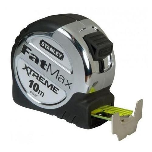 0-33-897 Stanley matavimo ruletė FATMAX XTREME, 10m 0-33-897