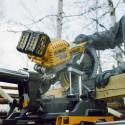 DHS780T2A DeWALT 54V XR FLEXVOLT 305 mm skersavimo pjūklas