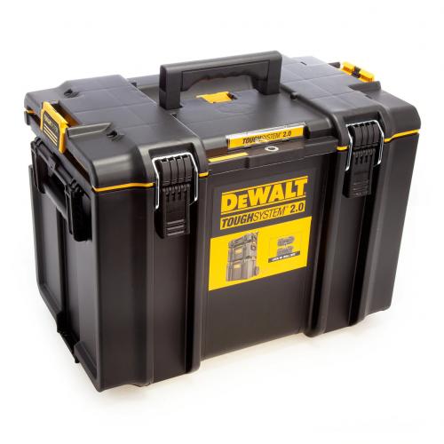 DWST83293-1 DeWALT TOUGHSYSTEM 2.0 DS166 maža dėžė