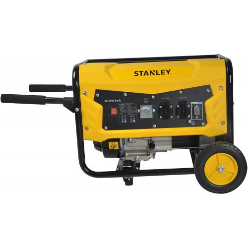SG3100 Stanley benzininis generatorius 2.6 kW