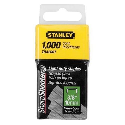 Stanley kabės 1000 vnt. 10 mm