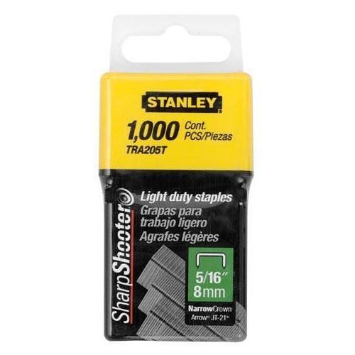 Stanley kabės 1000 vnt. 8 mm