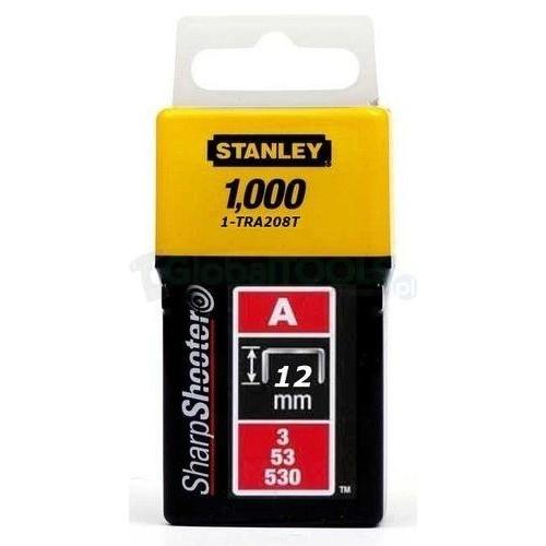 Stanley kabės 1000 vnt. 12 mm