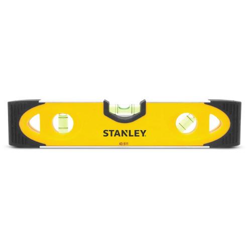 0-43-511 Stanley ShockProof TORPEDO gulsčiukas 23 cm