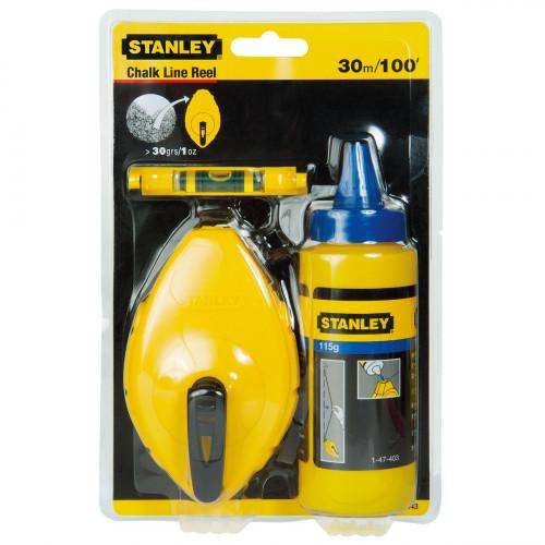 0-47-443 Stanley matavimo virvės rinkinys