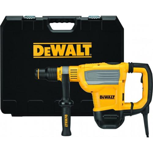 D25614K DeWALT SDS-Max 1350W kombinuotas perforatorius 10,5J (7,8 kg)