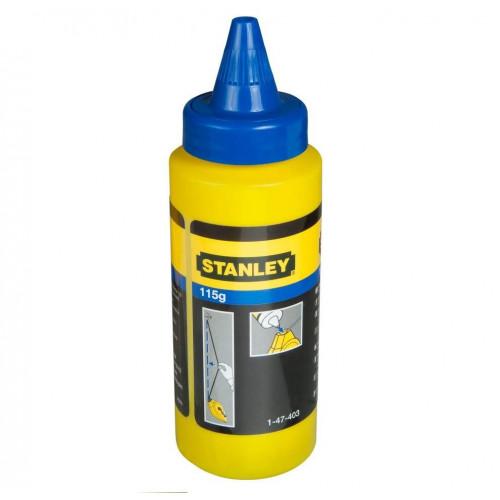 1-47-403 Stanley žymėjimo kreida mėlyna 115g