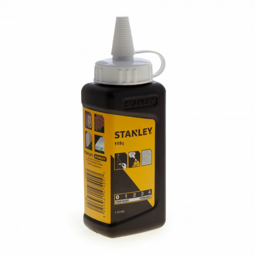 1-47-405 Stanley žymėjimo kreida balta 115 g