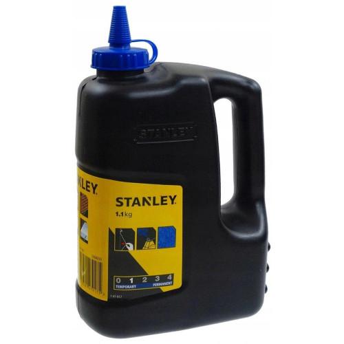 1-47-917 Stanley žymėjimo kreida mėlyna 1000 g