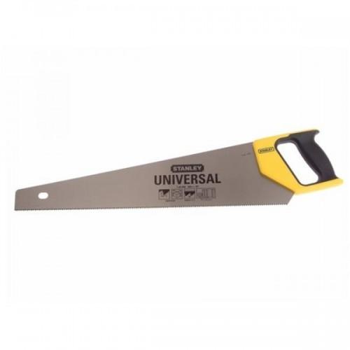 1-20-008 Stanley universalus pjūklas 500 mm (7 tpi)