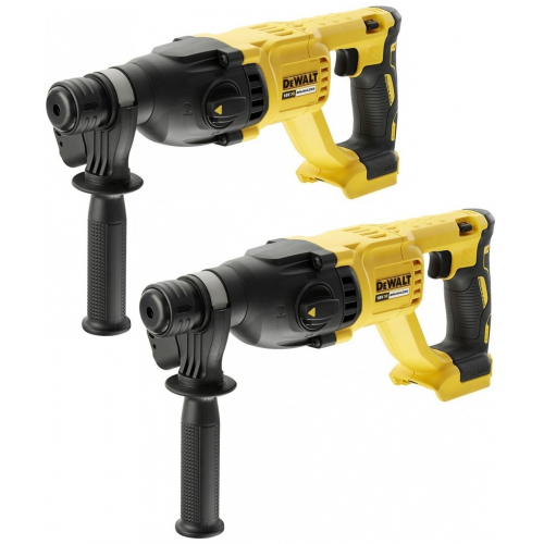 2 x DCH133N DeWALT 18V SDS-Plus perforatorius