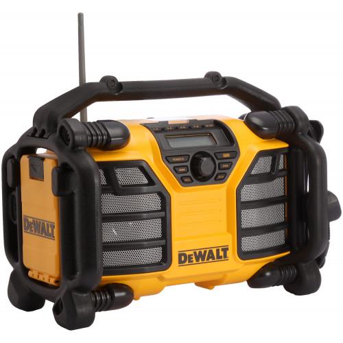 DCR017 DeWALT XR radija - baterijų įkroviklis