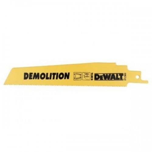 DT2303 DEWALT Pjūklelis tiesiniam pjūklui 152 mm 5 vnt