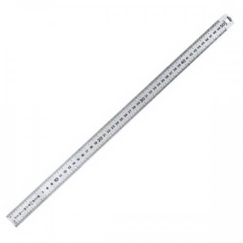 1-35-556 Stanley nerūdijančio plieno liniuotė, 0,5m