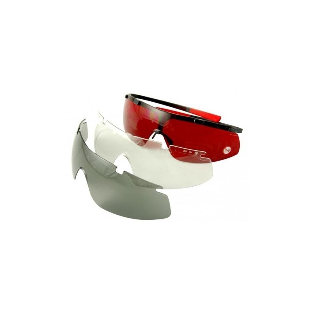 Leica DISTO™ super lengvi lazerinio matymo akiniai trys viename