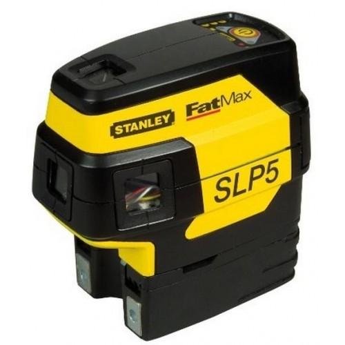 1-77-319 Stanley SLP5 penkių taškų lazerinis nivelyras
