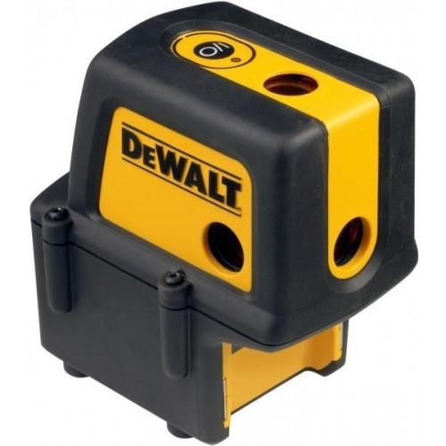 DW084K DeWALT 4 spindulių savaime susireguliuojantis lazerinis nivelyras