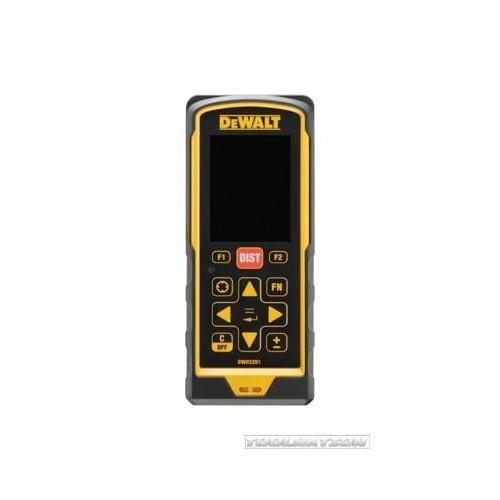 DW03201 DeWALT 200m Lazerinis atstumo matuoklis