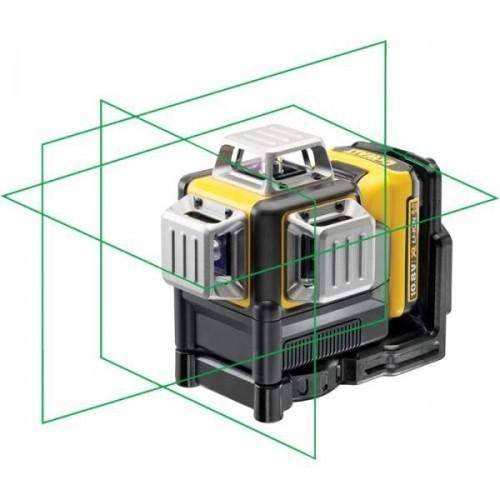 DCE089D1G DEWALT Kryžminių  linijų lazeris
