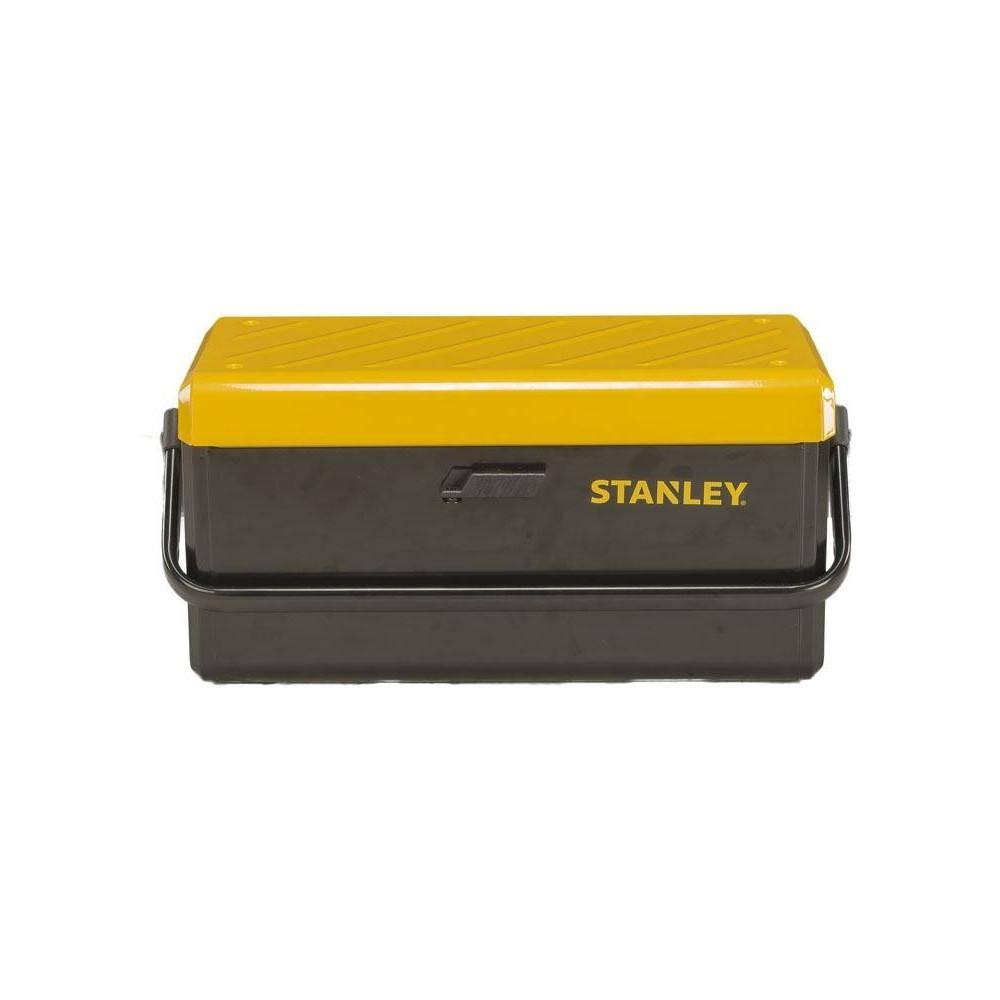 STST1-75508 Stanley metalinė įrankių dėžė - be stalčių