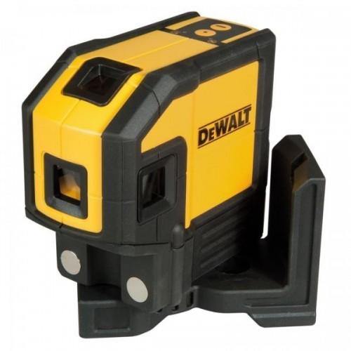 DW0851 DEWALT 5 Taškų ir linijos lazeris