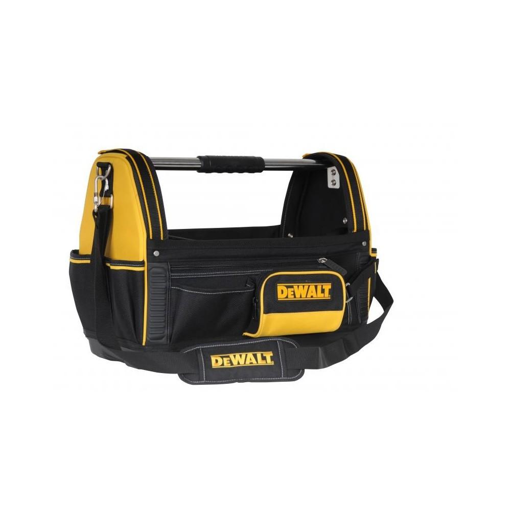 1-79-208 Modernus atviras DeWALT įrankių krepšys