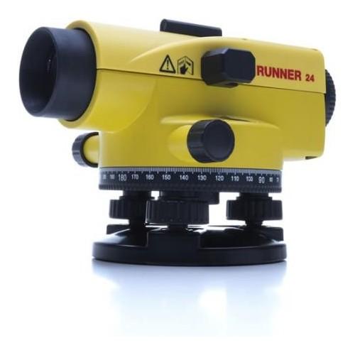 Leica automatinis nivelyras Runner20