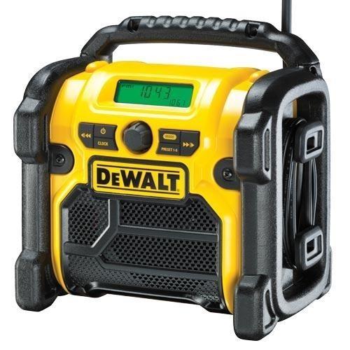 DCR020 XR DIGITAL radijo grotuvas DeWalt DCR020
