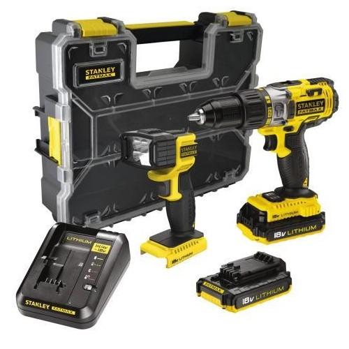 FMCK626C2 Stanley įrankių rinkinys